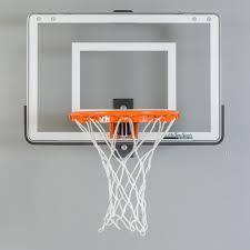 mounting a tv on the wall amazon com wall mount basketball hoops u0026 goals sports u0026 outdoors