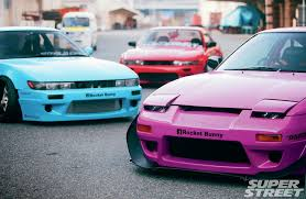 nissan silvia rocket bunny nissan silvia s13 pink s13 nissan 180sx and search search