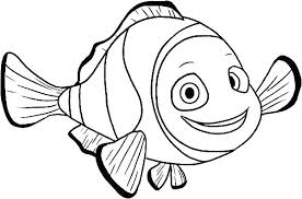 coloring pages about fish small fish coloring pages yuga me
