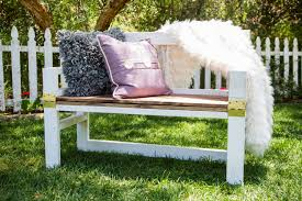 how to diy 2 in 1 coffee table bench hallmark channel