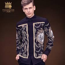 dress pattern brands fanzhuan featured brands clothing high quality men s shirt long