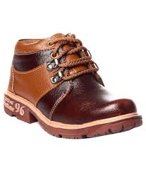 buy boots snapdeal trilokani brown boots for price in india buy trilokani brown
