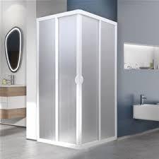 boxs doccia box doccia angolare 70x70 cm ante scorrevoli pannello acrilico e