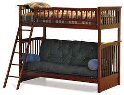 Loft Bed With Futon Amazing Couch Bunk Bed Columbia Couch Bunk - Wood bunk bed with futon