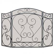 Country Fireplace Screens by Folding Fireplace Screen Folding Fire Screen Northline Express