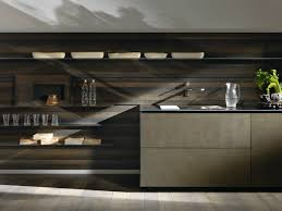 kitchen collection southampton linear steel fitted kitchen riciclantica inox touch riciclantica