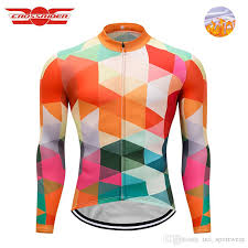 mtb jackets sale retro winter cycling jersey long ropa ciclismo mtb thermal fleece