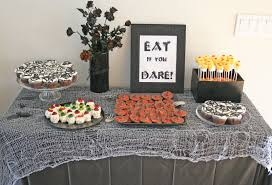 ideas for halloween party halloween party decorations