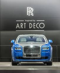 2012 rolls royce art deco models