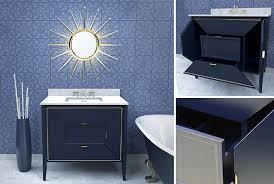 Ronbow Vanity Ronbow 054030 F22 Amora 30 Inch Bathroom Vanity Base Cabinet In