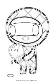 awesome tokidoki donutella coloring pages ideas printable