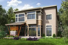 house plans with outdoor living modern house plan with sun patio and covered outdoor living areas
