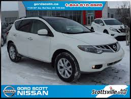 nissan suv 2012 pre owned 2012 nissan murano sl awd leather sunroof bose audio