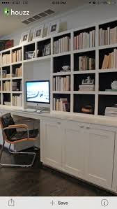 Built In Bookshelves For Living Room 12 Best Built In Desk Shelves Images On Pinterest Built In