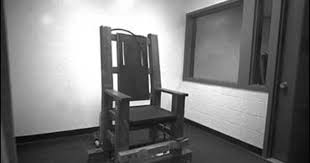 Tennessee Electric Chair Nebraska Electric Chair Is