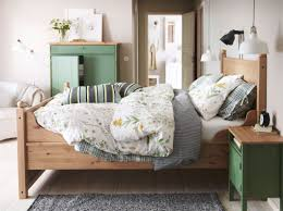 scandinavian bedroom countryside scandinavian bedroom decorations with pinewood bed