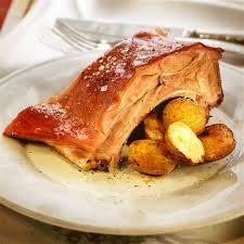cuisine actuelle recettes tableau cuisine maison du monde 6 cochon de lait r244ti recette
