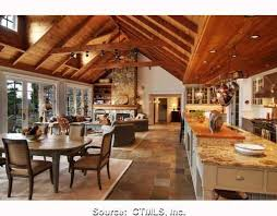 Open Kitchen Dining Room 39 Best Kitchen Living Dining Extension Images On Pinterest