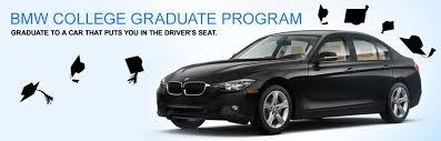 bmw car program graduate program for recent grads elmhurst bmw