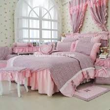 Bedding Sets For Girls Print by Beautiful Cute Leopard With Dots Print Light Blue 4 Piece Bedding