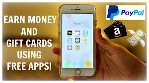 app gift cards top 8 iphone apps to earn free gift cards money 2016