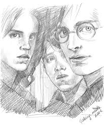Harry Potter Hermione Harry Potter Hermione Granger Ron Weasley By Taking Meds On