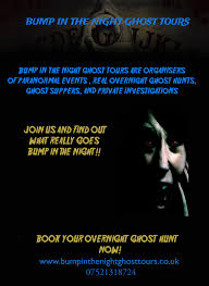 tickets for halloween ghost hunt in wreham from ticketbooth europe