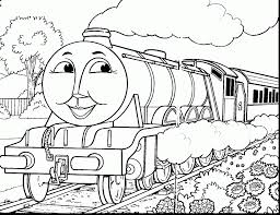 extraordinary coloring pages trains thomas with thomas the tank