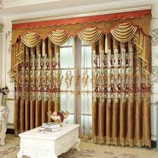 Buy Valance Curtains Double Curtains With Attached Valance Curtains Buy Curtains With