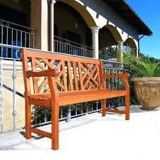 Plans For Wood Patio Furniture by Patio Outside Wooden Bench With Storage Wood Outdoor Benches For
