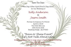 Official Invitation Card Format Invitation Card Save For Date For Marriage Week 6 July 6 7
