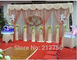 wedding backdrop font wedding stage decoration price best affordable wedding stages in