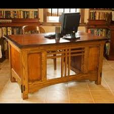 Craftsman Style Computer Desk 62 U2033 Traditional Flat Top Desk Home Design U0026 Products Pinterest