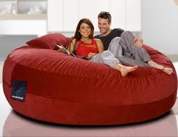 massive beanbag lounge you could live on
