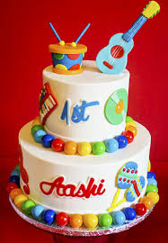 Music Party Theme Decorations Baby Jam Music Inspired 1st Birthday Party Party Ideas Party
