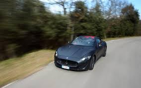 gold maserati granturismo 2012 maserati granturismo mc stradale european spec first drive