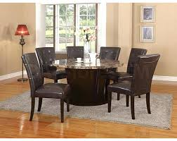 marble top dining table designs round with lazy susan singapore