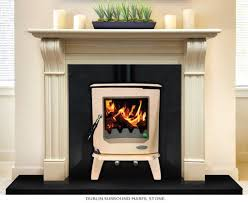 fireplace deal dublin surround marfil stone granite insert and 54