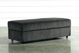 Large Storage Ottoman Bench Awesome Large Storage Ottoman Bench Leather Storage Ottoman In