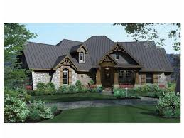 rugged craftsman style meets a luxurious yet practical layout in