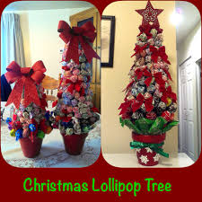 christmas lollipop tree you u0027ll need dum dum lollipops flower pot