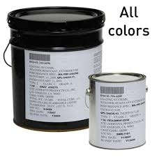 mil prf 24635 silicone alkyd paint type ii or type iii all