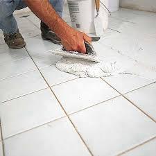 floor grouting a tile floor home design ideas
