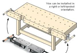 Woodworking Bench Vice Uk by Veritas Quick Release Sliding Tail Vise Lee Valley Tools