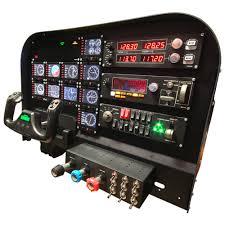 Flight Sim Desk Flight Training Cockpit Advanced Panel Shop Online U0026 Save