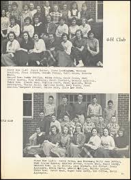 national loon yearbook greenup county libraries 1953 greenup high school yearbook