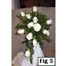 Cascading Bouquet How To Make A Cascading Bouquet Easy Wedding Flower Tutorial