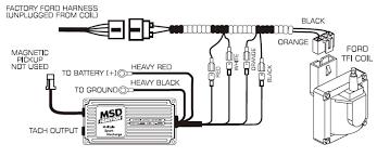100 wiring diagram for msd distributor msd pro billet