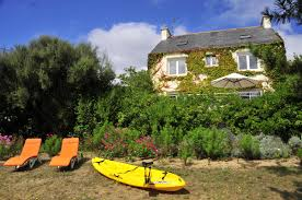 house on the beach le pouldu brittany quality villas