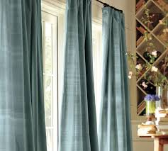 long length curtains to add class and also design to rooms